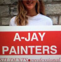 A-JAY STUDENT PAINTERS**LIMITED TIME SPECIAL OFFER