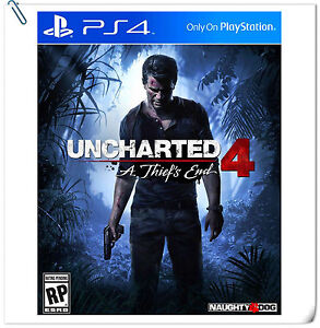 PS4-Uncharted-4-A-Thief-039-s-End-ENGLISH-4-SONY-Action-Games-SCE