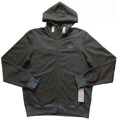 Used, Men's G-STAR RAW / G RAW Asphalt Gray Hoodie Hooded Sweater X-Large XL NWT NEW  for sale  Phoenix