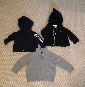 9 month hoodies and sweater