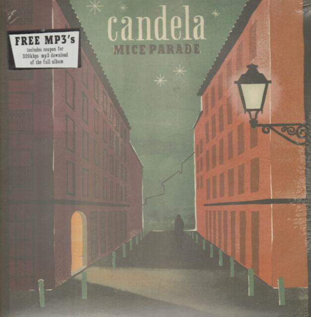 Mice Parade  -  Candela   LP +320kbs download     !!! NEU !!!