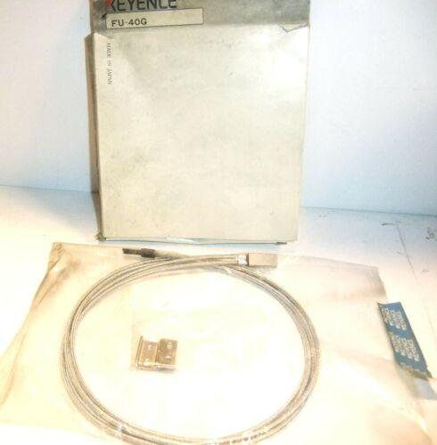 Keyence Fiber Optic Sensor FU-40G