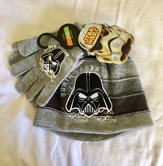Kids Beanie & Gloves 3-6 years old