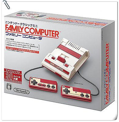 Nintendo Famicom 8 Bit Video Console