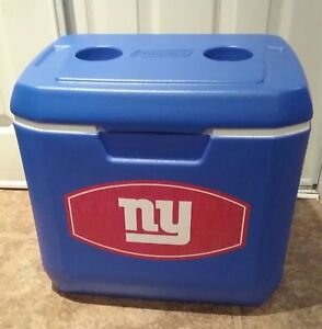 Coleman NY Giants Cooler