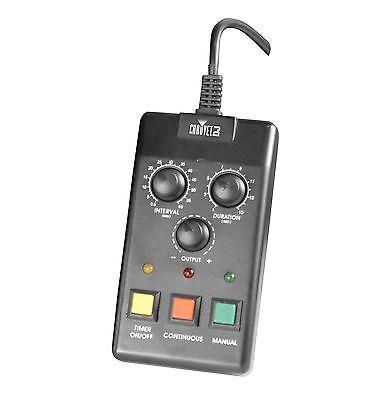 Chauvet DJ FC-T Wired Remote Timer for Hurricane H1300 H1100 H901 Fog Machine - Fog Machine Timer