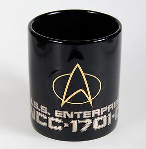 STAR TREK Tasse - NCC 1701 D + TNG Communicator - Logo - Mug - NEU ovp