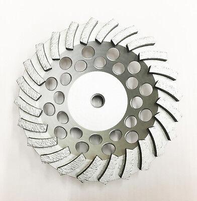 3pk 7 24 Turbo Segments Diamond Grinding Cup Wheel- Premium Quality