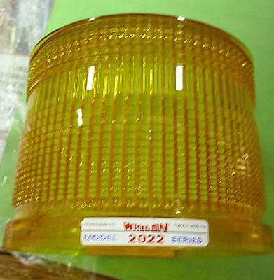 Amber 2000 Series Whelen And Austin Replacement Lens Dh2000a