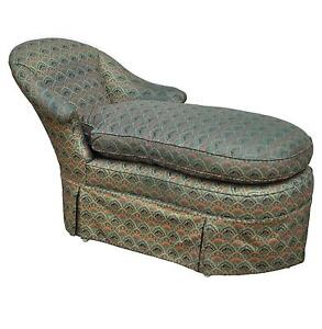 Vintage Fainting Couch  sc 1 st  eBay : ebay chaise - Sectionals, Sofas & Couches