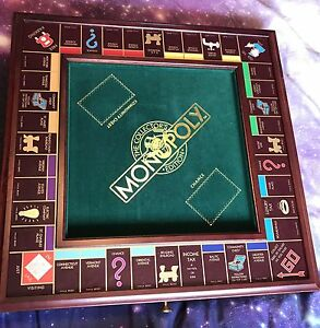 Franklin Mint Collector's Edition Monopoly