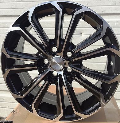"4 New 16"" Wheels Rims for 2012 2013 2014 2015 2016 Toyota Corolla S Sport -367"