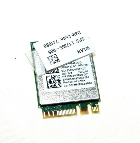 L17365-005, RTL8821CE HP Wireless Bluetooth card HP 15-DA series, 17-BY series