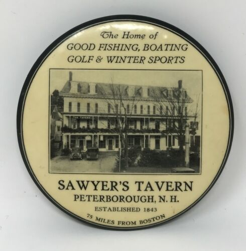 Antique Sawyer