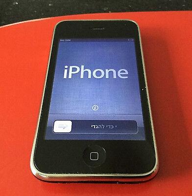 Apple  iPhone 3GS - 16GB - Schwarz (Ohne Simlock) Smartphone online kaufen