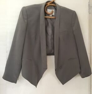 Country Road silk jacket - size 14