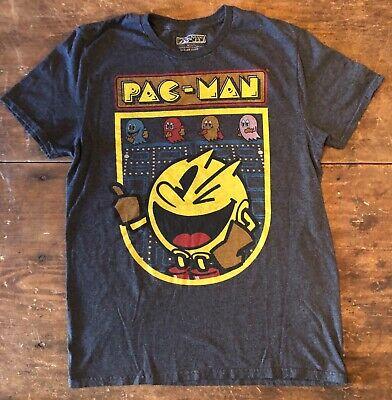 PAC-Man Mens Medium T-Shirt Retro Atari Arcade Vintage Style
