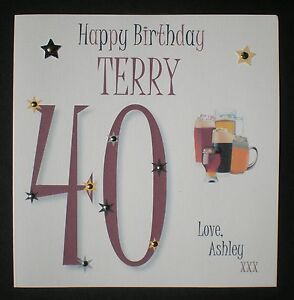 HANDMADE-PERSONALISED-BIRTHDAY-CARD-DAD-SON-BROTHER-21ST-4OTH-50TH-60TH-70TH