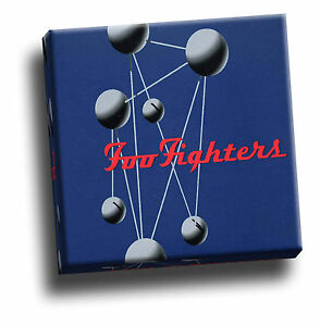 Foo-Fighters-The-Colour-And-The-Shape-Giclee-Canvas-Album-Cover-Art-Picture