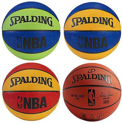 Spalding Nba Mini Basketball  4 Colors