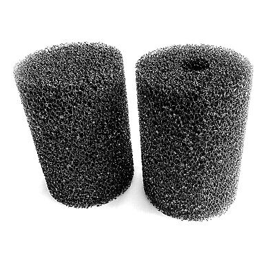 X-LARGE Overflow Filter Box Intake Round Pre-Filter Foam Sponge 5.9