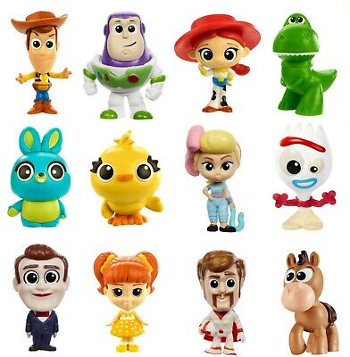 2019 DISNEY TOY STORY 4 TOYS MINI BLIND BAGS series 1 Pick your character SEALED (Mini Thomas Trains)
