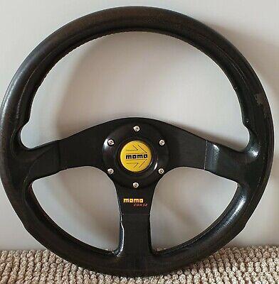 Usado, MOMO Corse TYP D32 Rare 1992 Lenkrad Steering wheel volant Porsche Ferrari Honda segunda mano  Embacar hacia Mexico