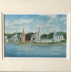 Mahone Bay print