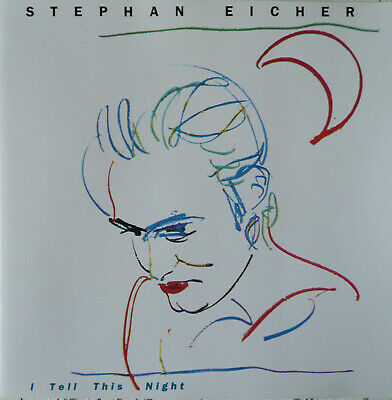 Stepahn Eicher - I Tell This Night - CD