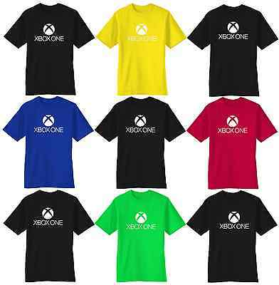 New Xbox One T Shirt Xbox1 Video Game Tee