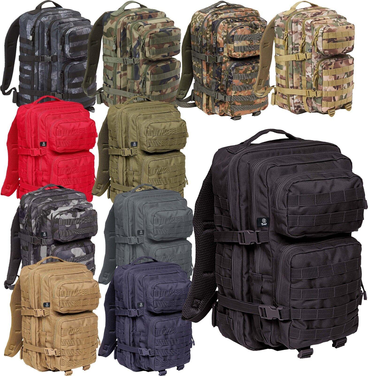65L Rucksack Backpack Bundeswehr Armeerucksack Daypack camouflage BW Army Tasche