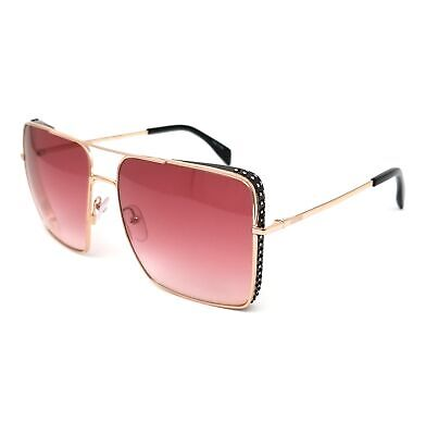 Moschino Sunglasses MOS020S DDB Gold Copp Women 59x16x140