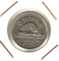 Canada: 5 Cents 2003 Sc -  - ebay.es