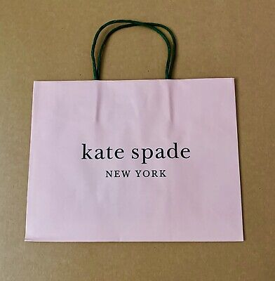 Set Of 20 Kate Spade Speciality Store Paper Shopping Gift Bags 7.9 X 9.9 New