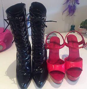 """Ladies 6"""" heels Blackwall Gosford Area Preview"""