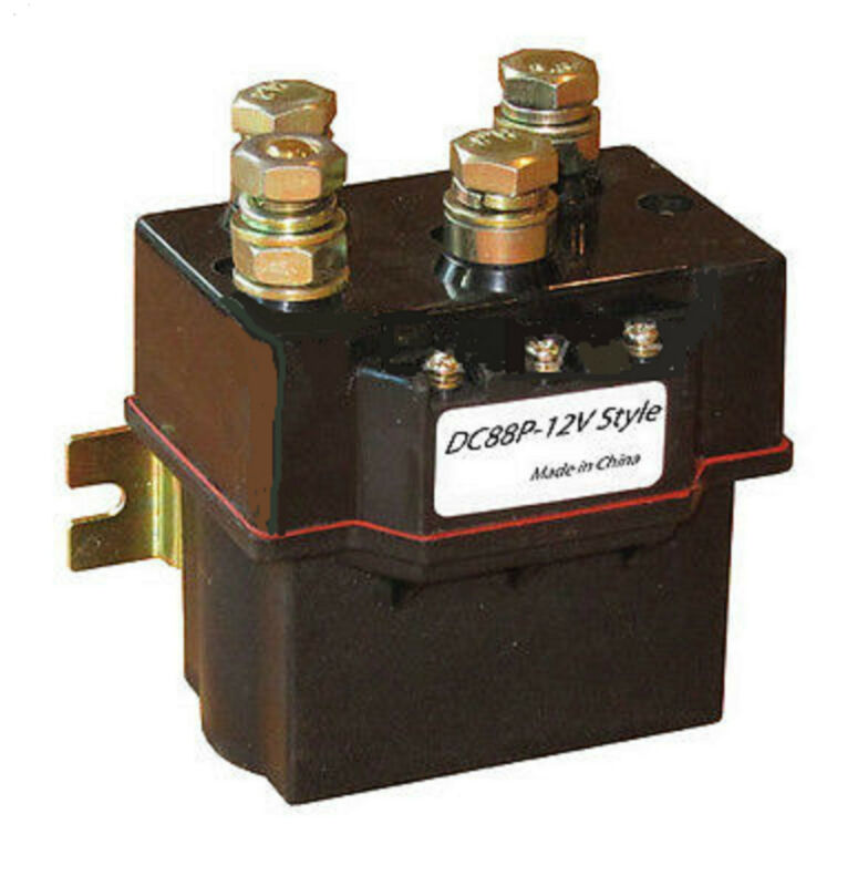Albright DC88P Equivalent Reversing Contactor/Solenoid -  24V (Winch Contactor)
