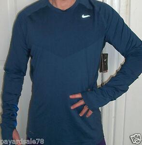 Men 039 S Speed Long Running Shirt Thumb Holes Size Large