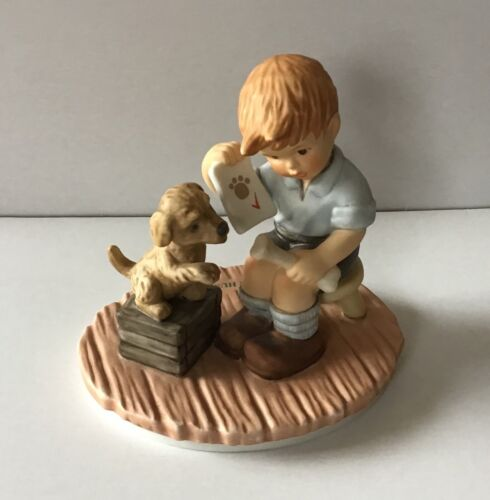 "Berta Hummel ""CLEAN BILL OF HEALTH"" BH 81 Figurine ... Goebel 1999"
