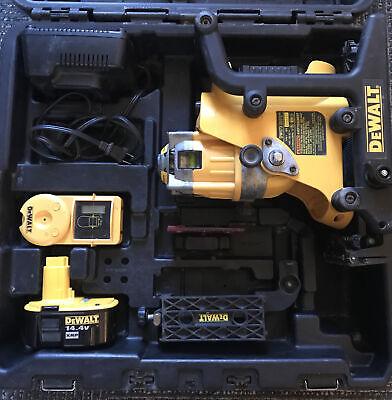 Dewalt Dw073 Dw0732 - Cordless Rotary Laser 18v Bundle Kit