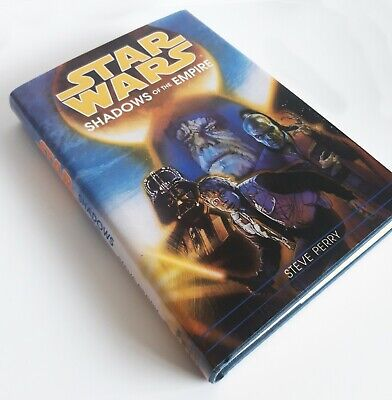 Star Wars Shadows of the Empire – Steve Perry Hardback Novel Book