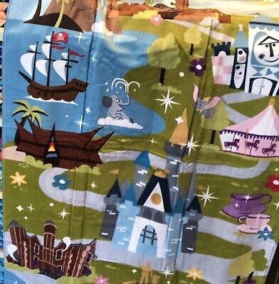 Magic Kingdom Beach Towel Pool Walt Disney World Theme Parks NEW