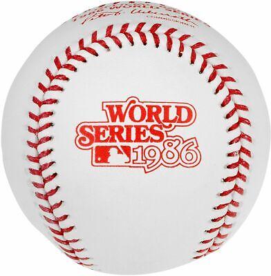 Rawlings Official 1986 MLB World Series Baseball Major League Game Ball -