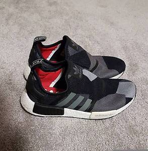 Adidas Uncaged Camo NMD Prospect Prospect Area Preview