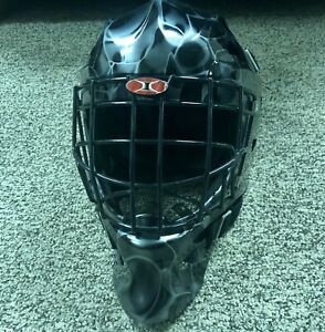 Goalie Mask and Lacrosse Goalie Chest Protector