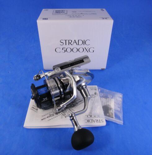 NEW SHIMANO STRADIC C5000XG FL SERIES 6.2:1 SPINNING REEL *U.S SELLER*