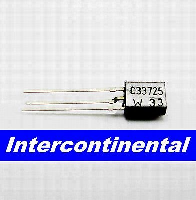 20pcs Dip Transistor Bc337-25 Bc33725 Philips To-92