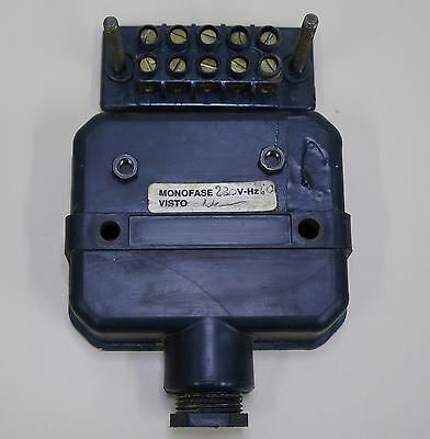 Mini Max S45 Wood Bandsaw Electrical Box Monofase