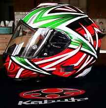 NEW Kabuto (OGK) RT-33 Veloce motorbike helmet with extras! Wanneroo Wanneroo Area Preview
