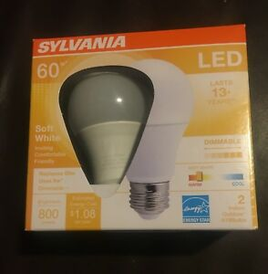 Sylvania 60w LED light bulbs
