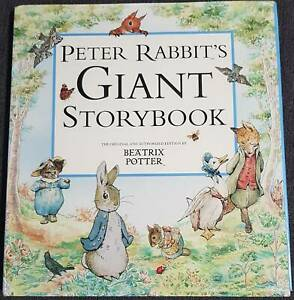 Peter Rabbits Giant Storybook Sandstone Point Caboolture Area Preview